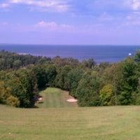 Photo taken at Alpine Golf Course by Darren P. on 7/30/2012