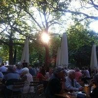 Das Foto wurde bei Parkcafé Berlin von Hergen v. am 7/10/2012 aufgenommen