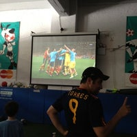 Photo taken at Upper 90 Soccer Store by Rodger T. on 6/28/2012