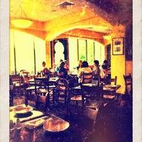 "Photo taken at Lebanese Taverna by ""  Thomas D. on 5/6/2012"