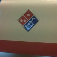 Photo taken at Domino's Pizza by Saima S. on 5/7/2012
