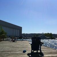 Photo taken at The Bristol Docks by Linda C. on 5/13/2012