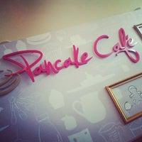 Photo taken at Pancake Café by Maeo M. on 8/18/2012