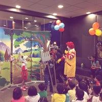 Photo taken at McDonald's / McCafé by niny on 3/27/2012