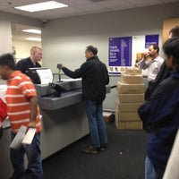 Photo taken at FedEx Ship Center by Joshua R. on 3/17/2012