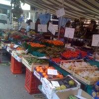 Photo taken at Mercato di via Fauche by Emanuele B. on 2/28/2012