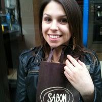 Photo taken at Sabon - UWS by Amanda L. on 4/14/2012