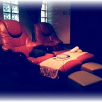 Photo taken at Mazzy Aromatherapy & Massage by YiNG S. on 8/24/2012