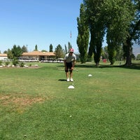 Photo taken at Lakeside Golf Course by Mariah R. on 8/6/2012