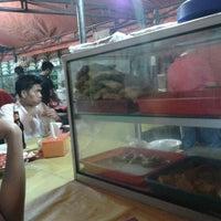 Photo taken at Halte TransJakarta Cawang Otista by Agung Y. on 8/30/2012