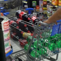 Photo taken at Walmart Supercenter by Brent B. on 3/25/2012