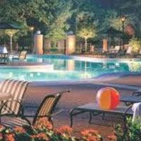 Photo taken at Omni Shoreham Hotel by Kelly L. on 4/18/2012