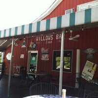 Photo taken at Willows Bar & Grill by Wm D. on 9/9/2012