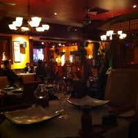 Photo taken at Paris Bangkok French Restaurant and Lounge by Sean.T on 7/26/2012