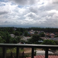 Photo taken at ภูตะวันรีสอร์ท by Puripus W. on 7/7/2012