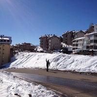 Photo taken at La Parva by Vlad N. on 8/24/2012