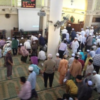 Photo taken at Masjid Al-Muttaqin Wangsa Melawati by Firdaus A. on 6/8/2012