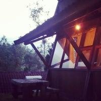Photo taken at Villa argapuri ciwidey by Gumy G. on 5/19/2012