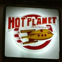 Photo taken at Hot Planet by Andri D. on 8/26/2012