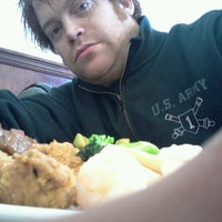 Photo taken at China Buffet by Christian R. on 4/12/2012