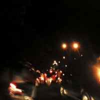 Photo taken at Jalan Sultan Agung by Seno T. on 2/8/2012