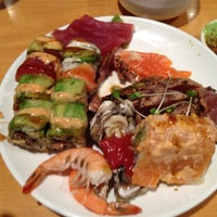 Photo taken at Kome Japanese Seafood & Grill by Will 李. on 6/12/2012