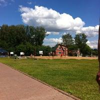 Photo taken at Зона отдыха «Мещерское» by Alexey G. on 6/30/2012