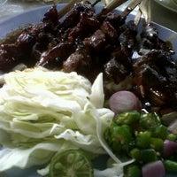 Photo taken at Tongseng Pak Agus by Elita C. on 7/18/2012