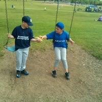 Photo taken at Volunteer Firemans Park by holly v. on 6/20/2012