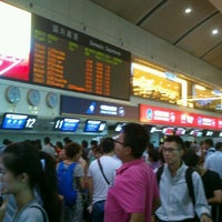Photo taken at Dalian Zhoushuizi International Airport (DLC) by zoom on 9/1/2012