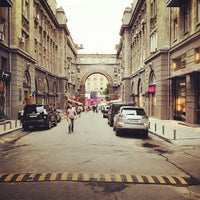 Снимок сделан в Пассаж пользователем Nikolay P. 6/9/2012