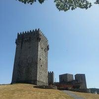 Photo taken at Castelo de Montalegre by Luiz V. on 7/18/2012