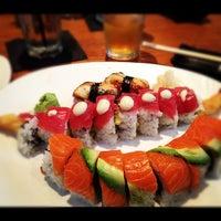 Photo taken at Maiko Sushi Lounge by Drew C. on 6/30/2012