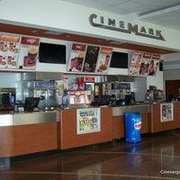 Photo taken at Cinemark Palermo by Cines Argentinos on 9/7/2012