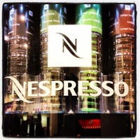 Foto scattata a Nespresso Boutique Bar, Boston da Henrique D. il 5/8/2012