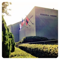 Photo taken at Russell House by Mandi C. on 7/11/2012
