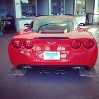 Photo taken at Bay Chevrolet by Mel H. on 4/23/2012