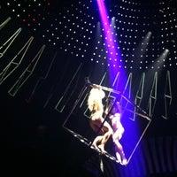 Photo taken at Mansion Nightclub by Sebastian B. on 3/11/2012