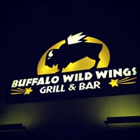 Photo taken at Buffalo Wild Wings by Luke A. on 5/20/2012