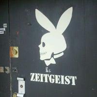 Photo taken at Zeitgeist by Todd H. on 4/8/2012