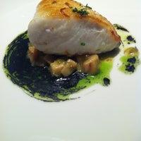 Photo taken at Restaurante Sandó by Isabel on 6/21/2012