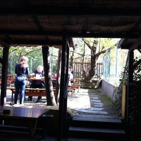 Photo taken at Mirror Pub by Zuzana D. on 4/25/2012