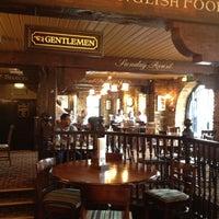 Photo taken at Old Thameside Inn by Sergio P. on 5/13/2012