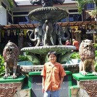 Photo taken at Taman Safari Indonesia II by YulKoz on 9/9/2012
