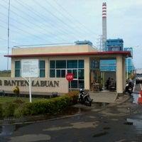 Photo taken at PLTU Banten 2 Labuan by Andika Dwi P. on 3/8/2012