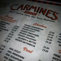 Photo taken at Carmine's Italian Restaurant - Upper West Side by Lena G. on 4/7/2012