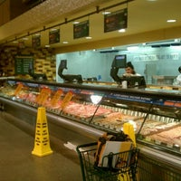 Photo taken at Whole Foods Market by Chris J. on 5/21/2012