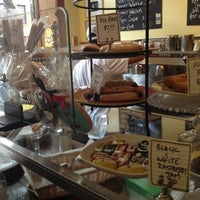 Photo taken at Marquet Patisserie by Brian D. on 7/15/2012