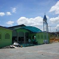 Photo taken at Surau Al Asmah by Sidek M. on 4/10/2012