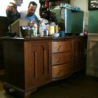 Photo taken at Sad cafe by Alex T. on 6/7/2012